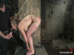 The Training Of O: The Training of Jade Marxxx, Day One