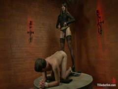 TS Seduction: Nothing But A Hole To Me: Yasmin Lee Domination