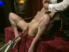 The Upper Floor: House Supper And Slave Initiation