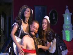 French Maid Service: Special Stars