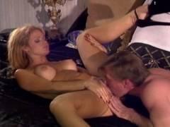 MILF Barett Teases Her Boss