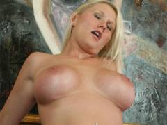 Horny MILF Likes It Rough