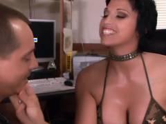 MILF Nicki Hunter In Sexy Lingerie