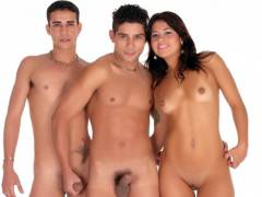 Rubi's Hot Bisexual Threesome