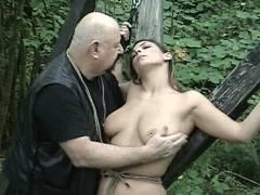 Kali Kane Spanked And Suspended