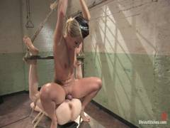 Device Bondage With Kade, Dia Zerva, And Maitresse Madeline