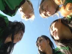 Finger Lickin Girlfriends 3: Soccer Lesbians
