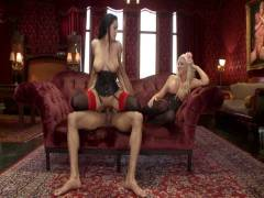 The Upper Floor: Alpha Pederasty Slave Teaches Her Bitch To Service Hard Penni