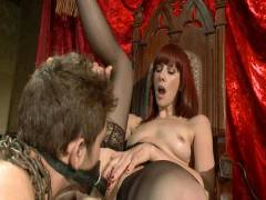 Divine Bitches: The Prostate Milking Queen