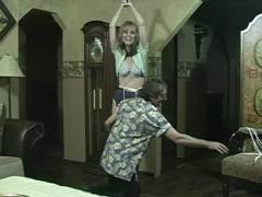 Domestic Tickling Series: The Repo Man